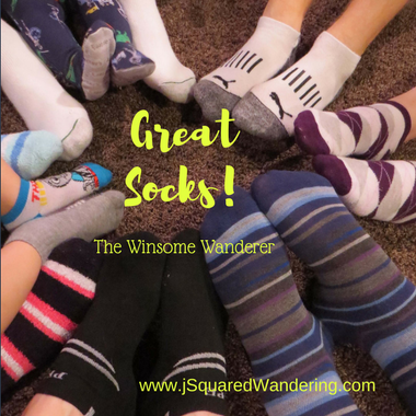 Great Socks The Winsome Wanderer