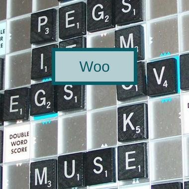 Woo: Word of the Week